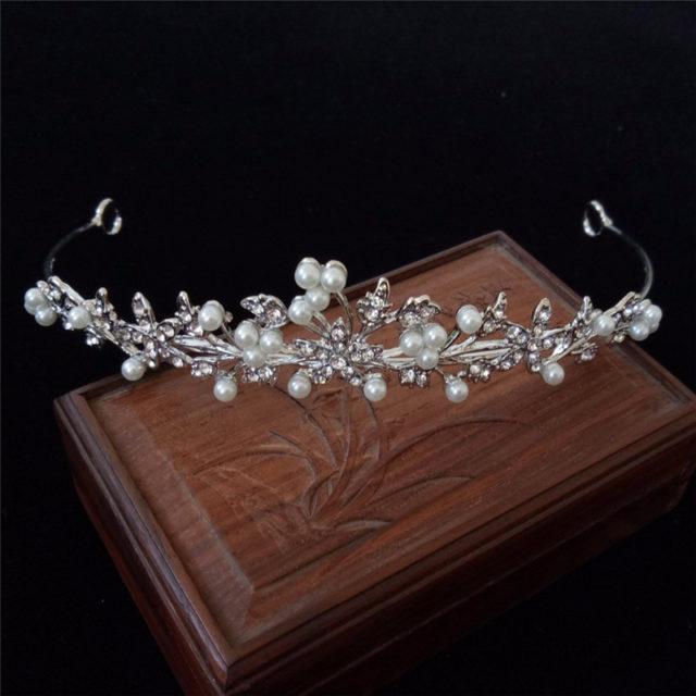 Fashion Crystal Wedding Tiaras