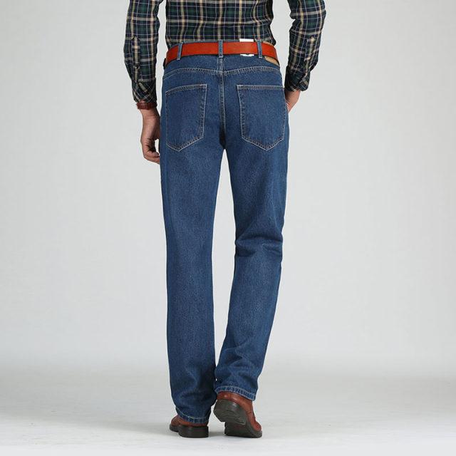 Men's Classic Straight Jeans