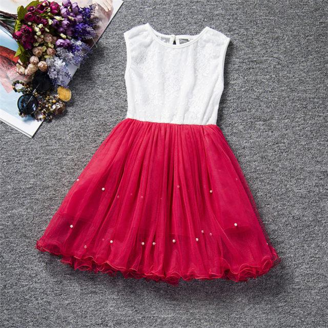 Women's Lace Mid Dress