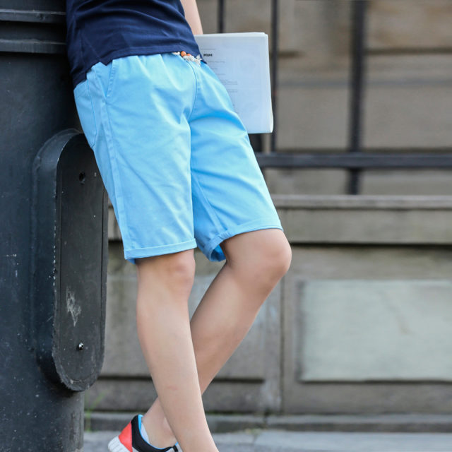 Casual Men's Cotton Shorts