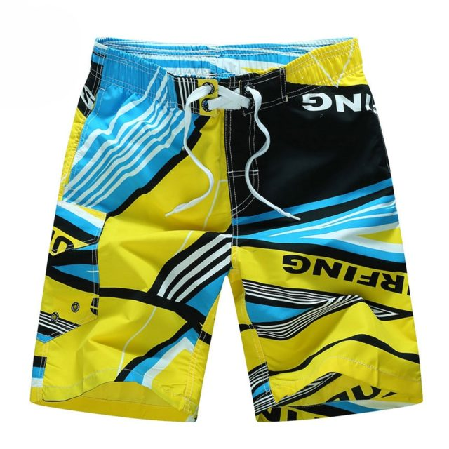 Men's Printed Surfing Shorts