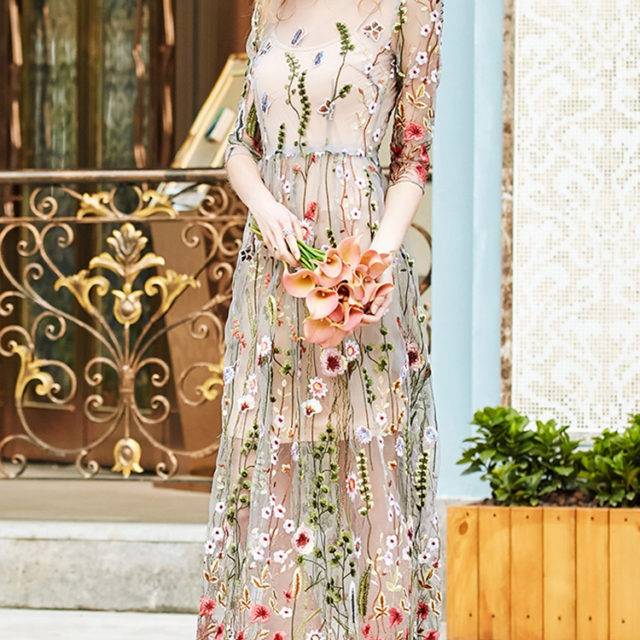 Gorgeous Evening Party Dress for Women