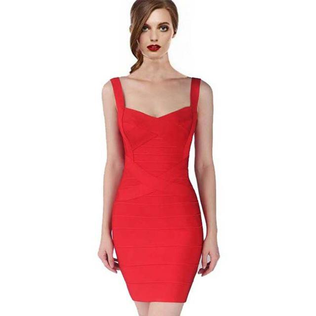 Women's Bodycon Cami Mini Dress