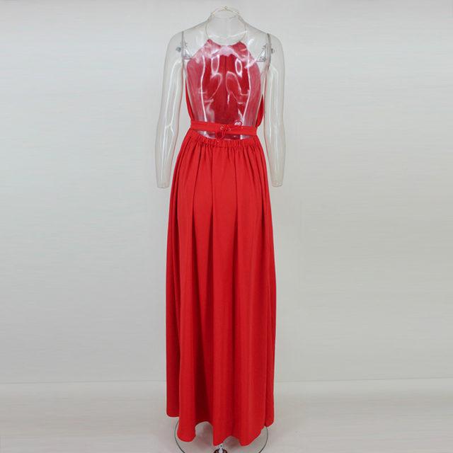 Women's Chiffon Maxi Dresses