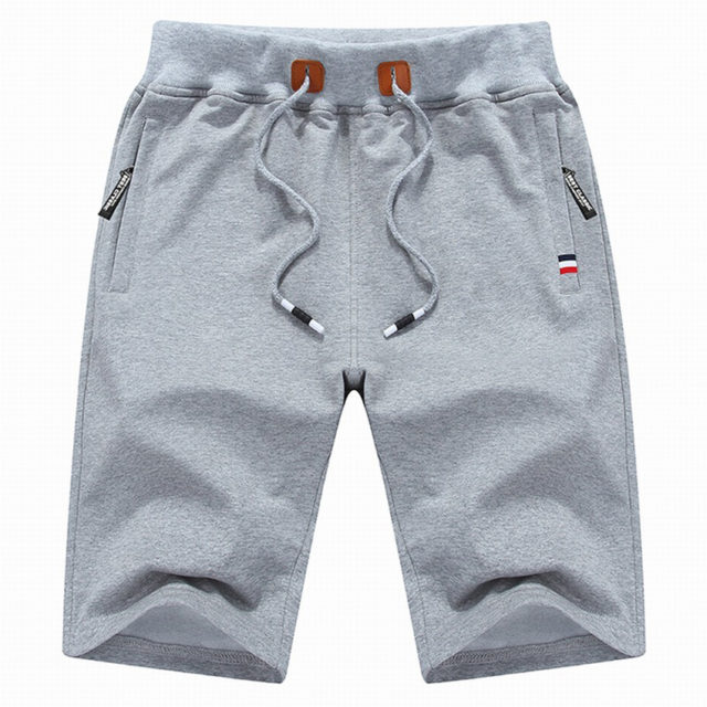 Casual Men's Cotton Shorts