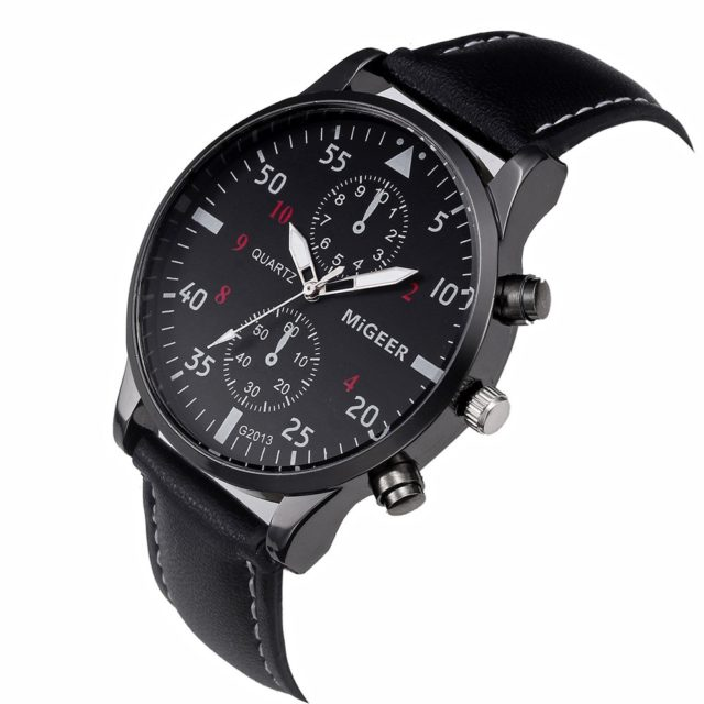 Casual Business Watches for Men