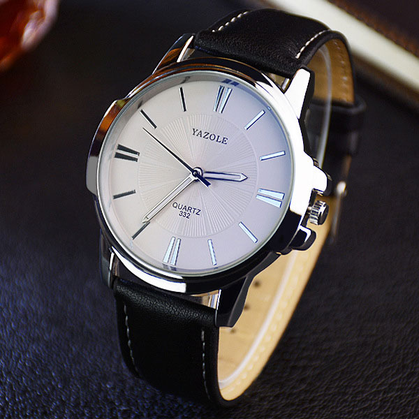 Men's Business Style Quartz Watches