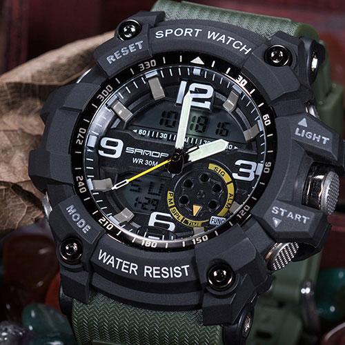 Electronic LED Digital Watch
