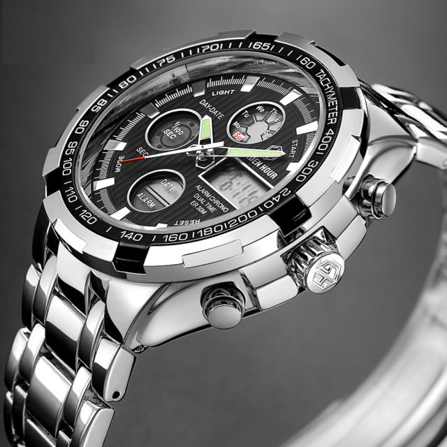 Men's Waterproof Business Watches