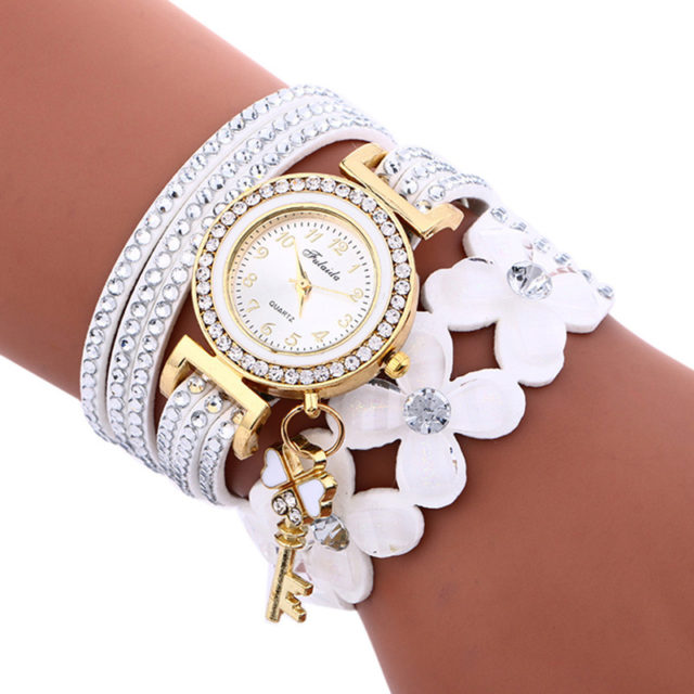 Luxury Casual Wrist Watch for Woman