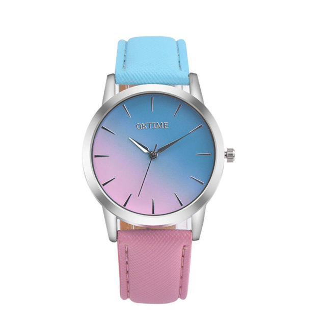 Women's Elegant Gradient Watch