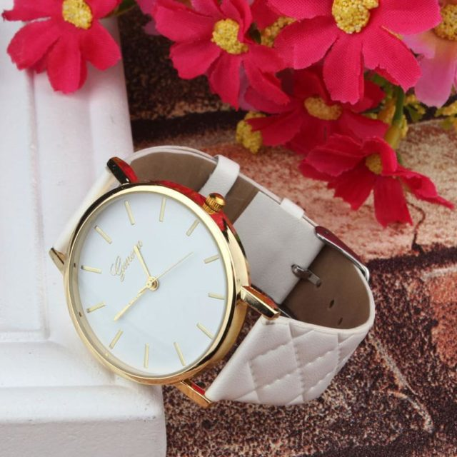 Women  Elegant Dress Watch
