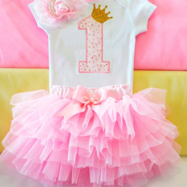 Baby Girl's Cute Clothing Set