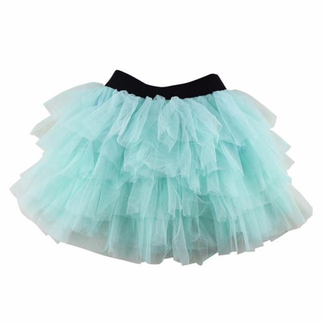 Girl's Fashion Tulle Skirt