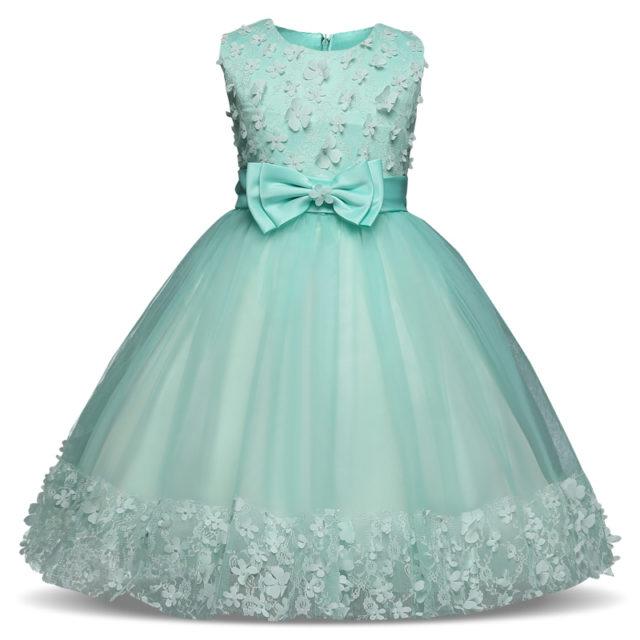 Girl's Mesh Party Dresses