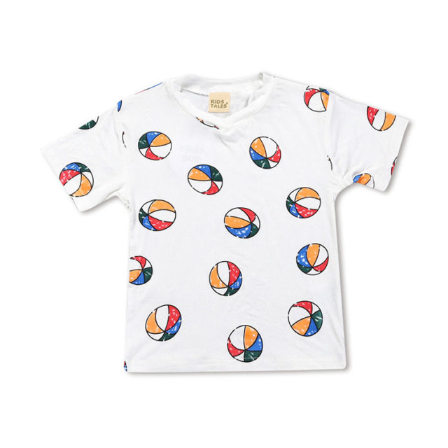 Boy's Hypster Style Cotton T-Shirt