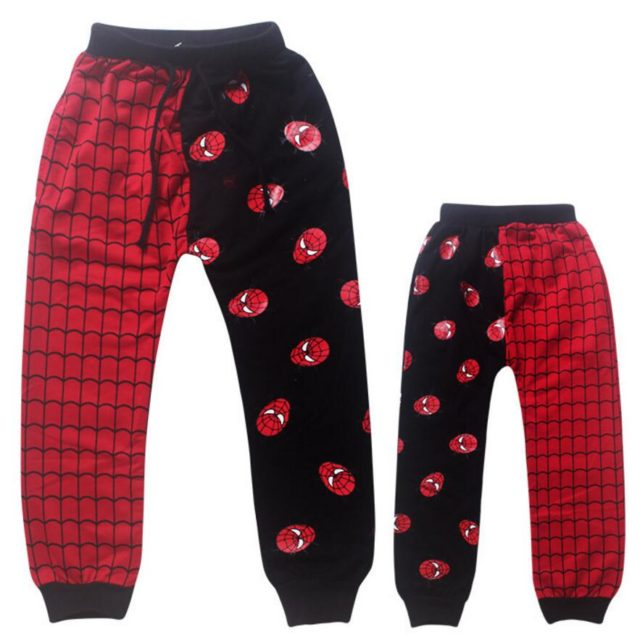 Boy`s Superhero Harem Pants