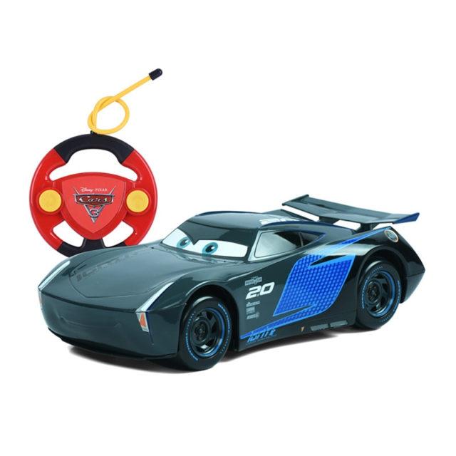 Cute Cartoon Styled High Speed Plastic Remote Control Car