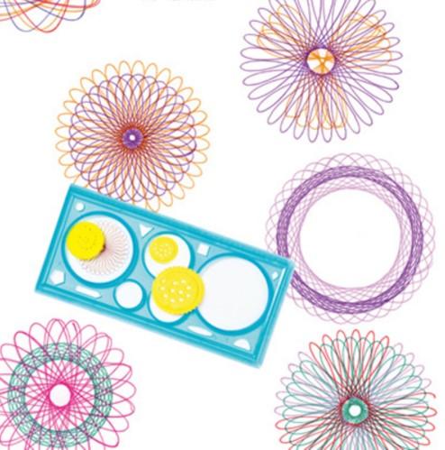 Kid's Creative Multifunctional Spirograph