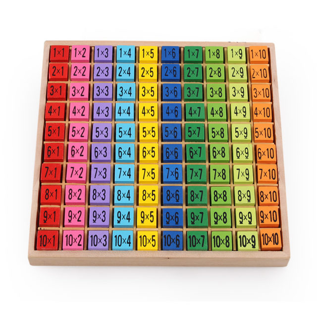 Montessori Educational Wooden Toy For Children