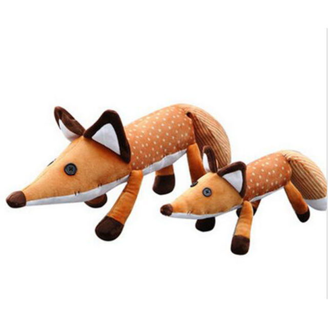 Cute Soft Plush Toy Movie Fox