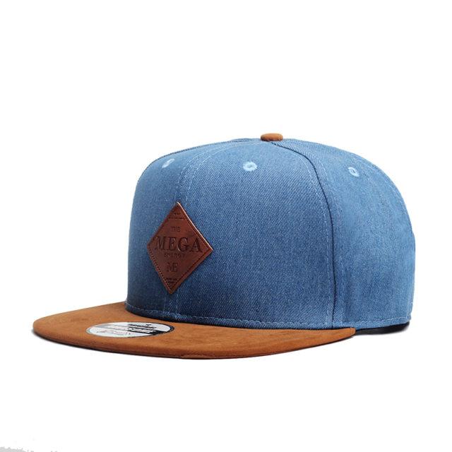 Men's Hip Hop High Quality Caps