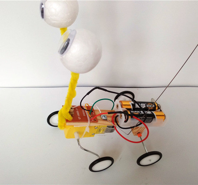 DIY Robot Bug Building Kit
