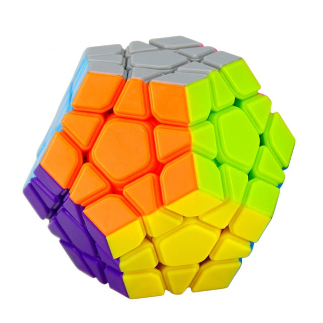 Interactive Magic Cube Toy