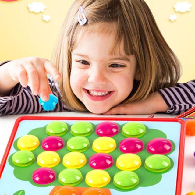 Montessori 3D Kid's Puzzles