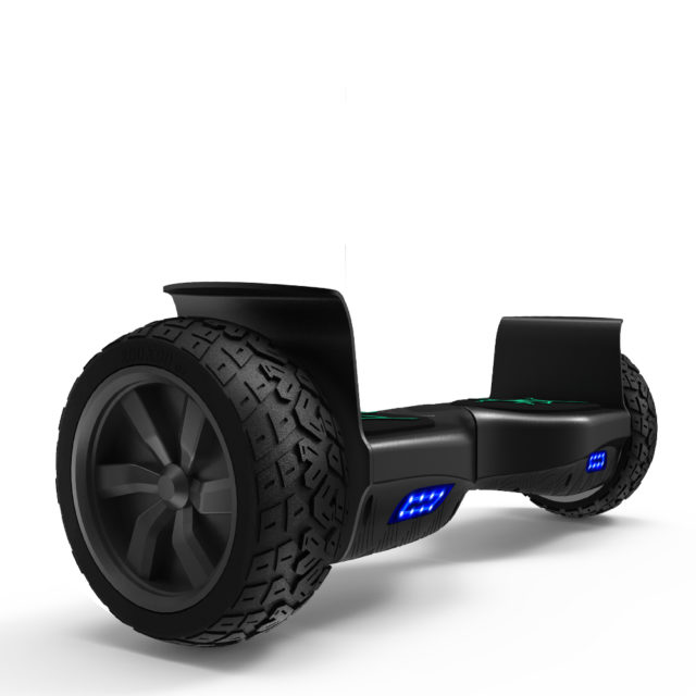 8.5 Inch Hoverboard with Self-Balance Feature