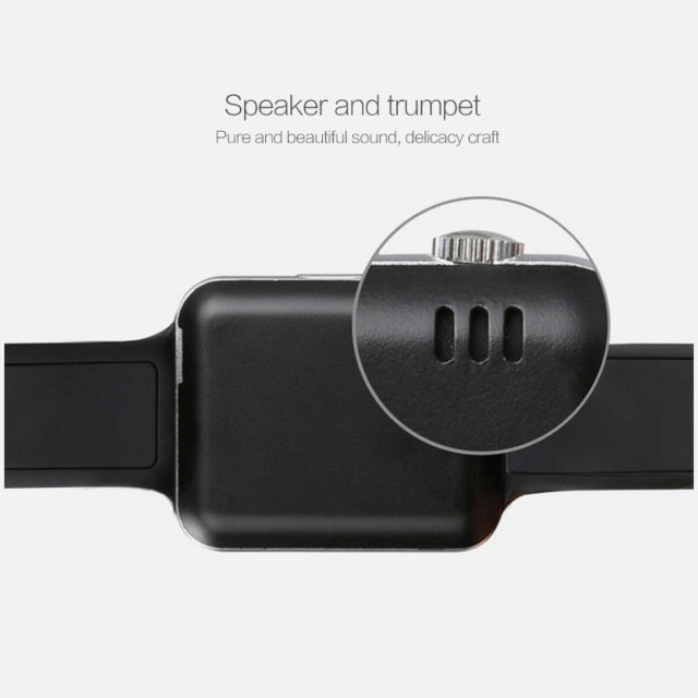 Sports Smart Watch with Camera