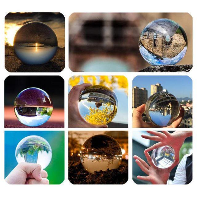 Crystal Ball for Home Decor