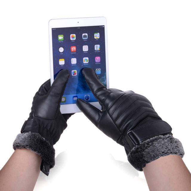 Men's Winter Touchscreen Gloves