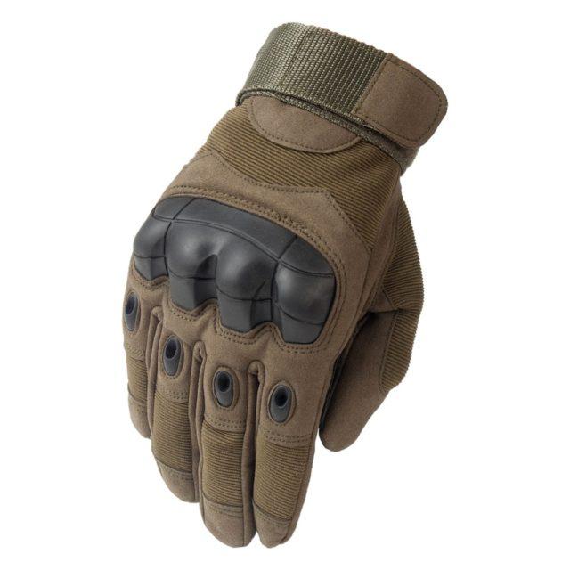 Men's Biker Style Gloves
