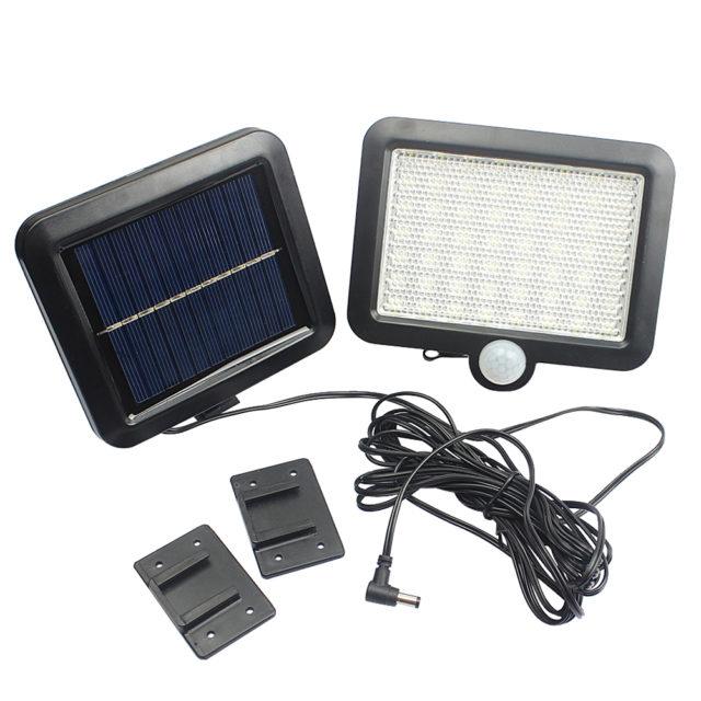 Wired Waterproof Outdoor Solar Light
