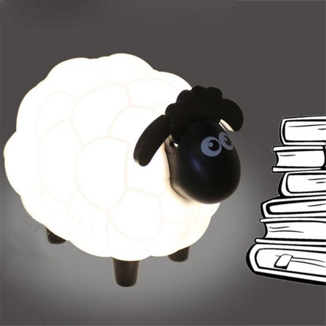 Cartoon Sheep LED Desk Lamp