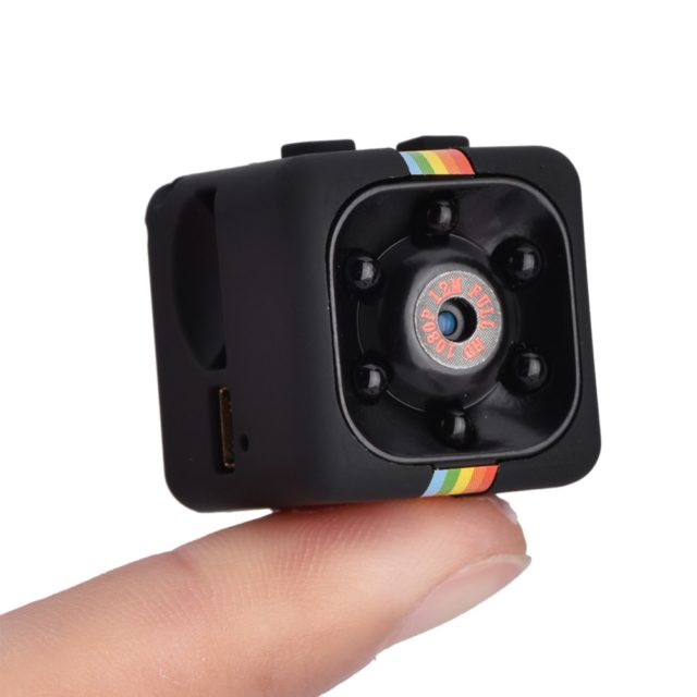 Cute Professional Night Vision Mini Action Camera