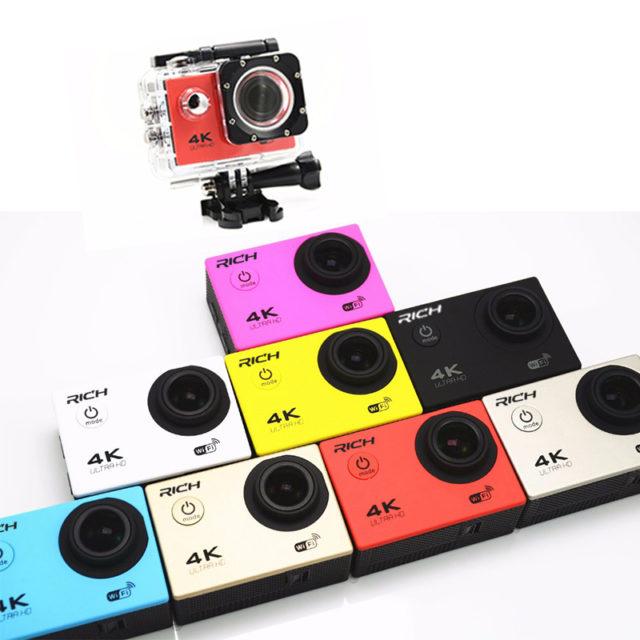 Waterproof Full HD Action Camera
