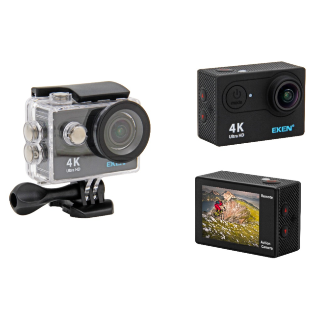 Ultra HD 4K Wi Fi Sport Camera