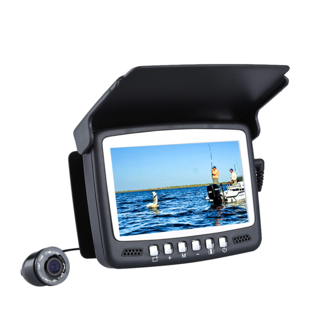 Professional Underwater HD Camera with Monitor