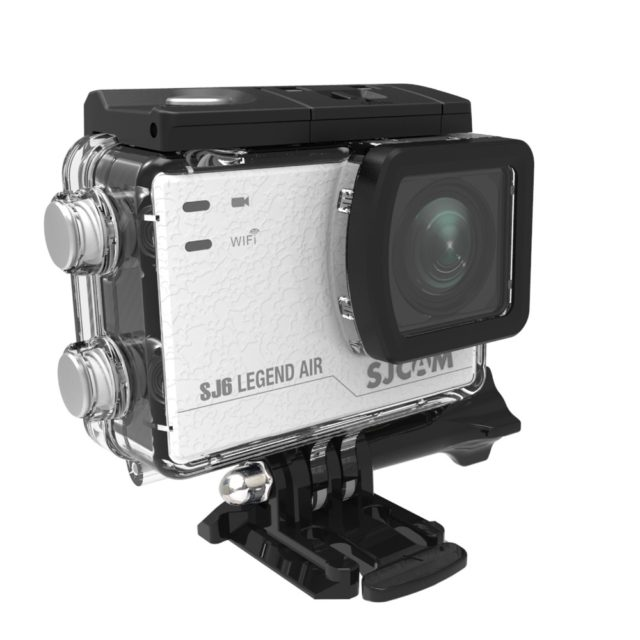 Waterproof Ultra HD Action Camera with Touch Screen