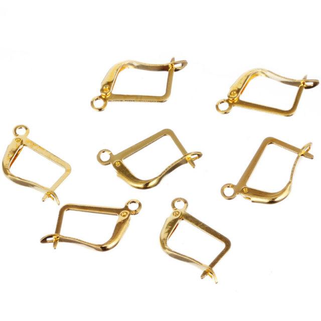 Set of 30 Latch Back Earrings Clasps