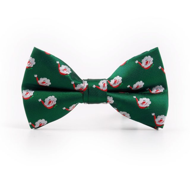 Classic Christmas Bow Tie for Men