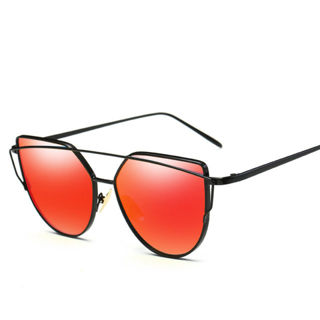 Women's Oversize Cat Eye Sunglasses