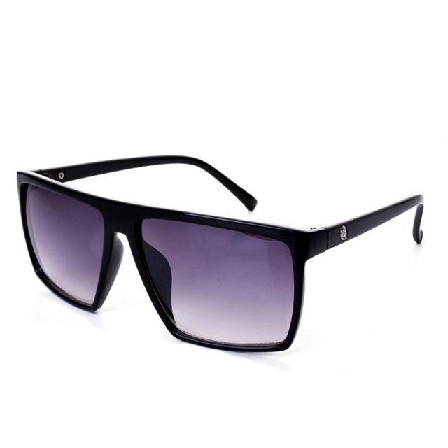 Mirror Photochromic Oversized Sunglasses