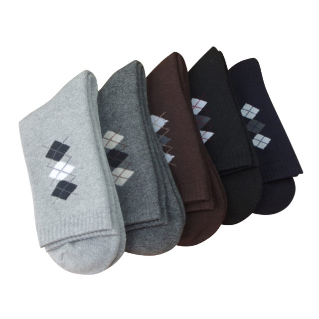 Classic Warm Socks Set for Men