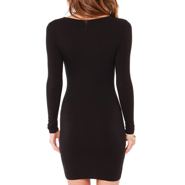Women's Elegant Bodycon Dress
