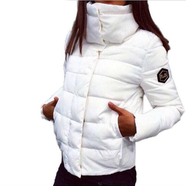 Winter Casual Women's Down Jacket