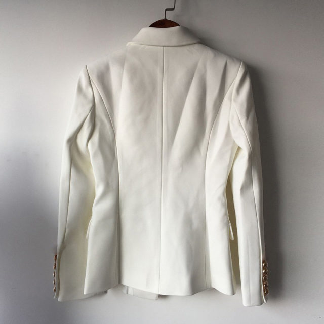 Women's Classic Double Breasted Blazer