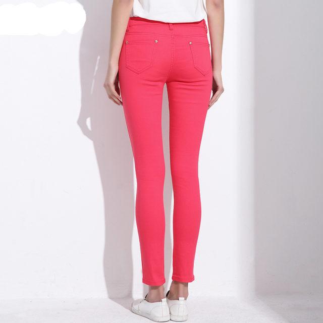 Women's Elastic Pants